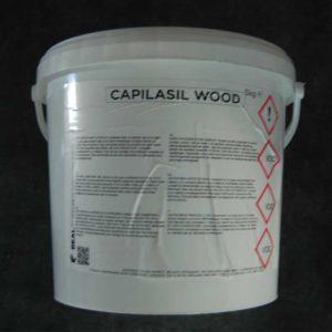 traitement du bois, traitement hydrofuge du bois, capilasil wood